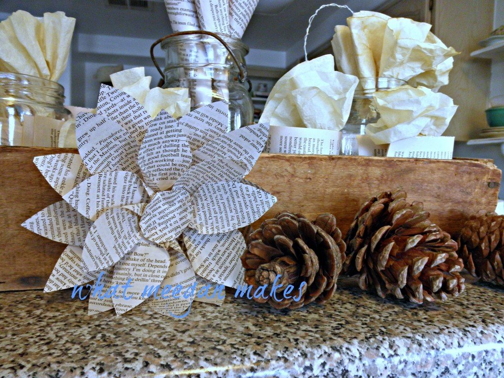 Fall Paper Decor