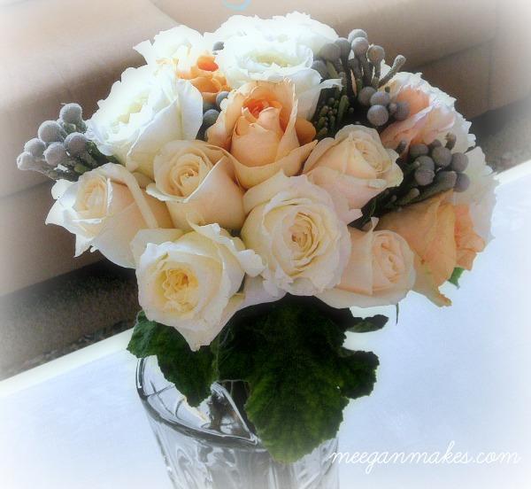 Full Bridal Bouquet