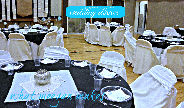 groom s wedding dinner decorations and ideas