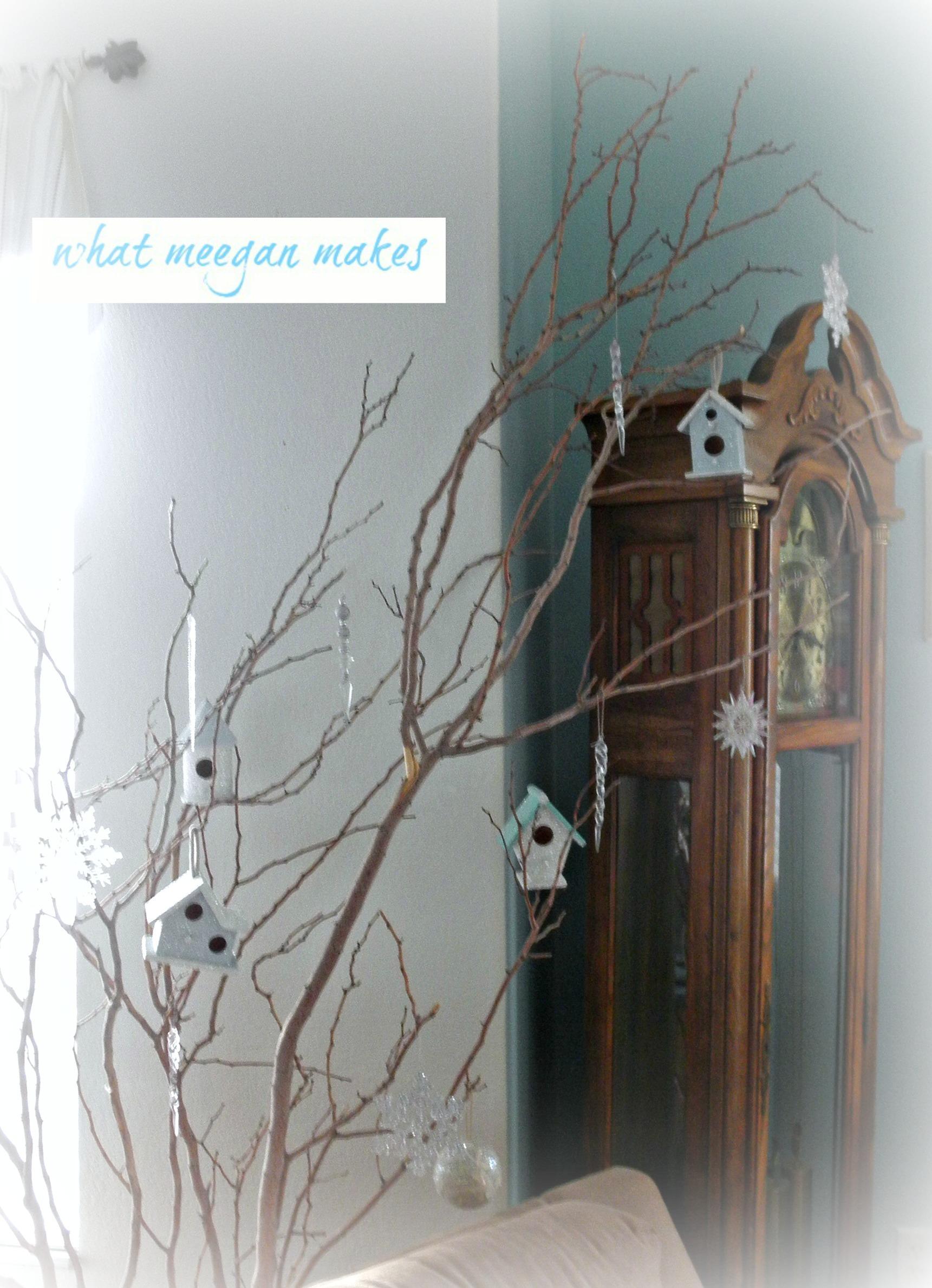 Christmas/Winter Sticks