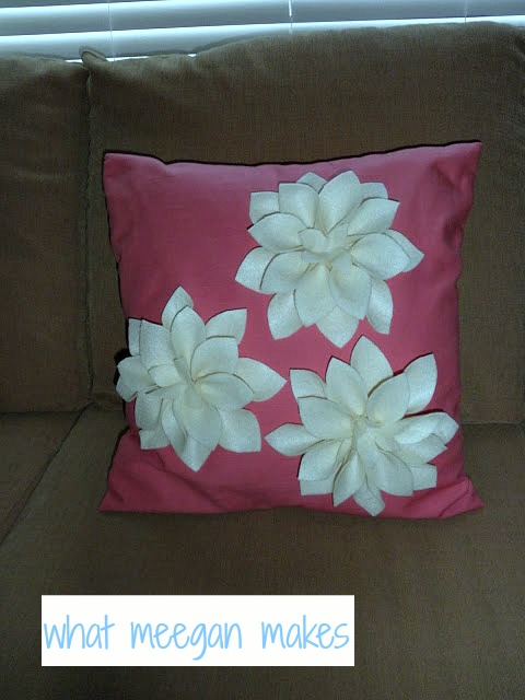 Best of 2012-My Botanical Pillow