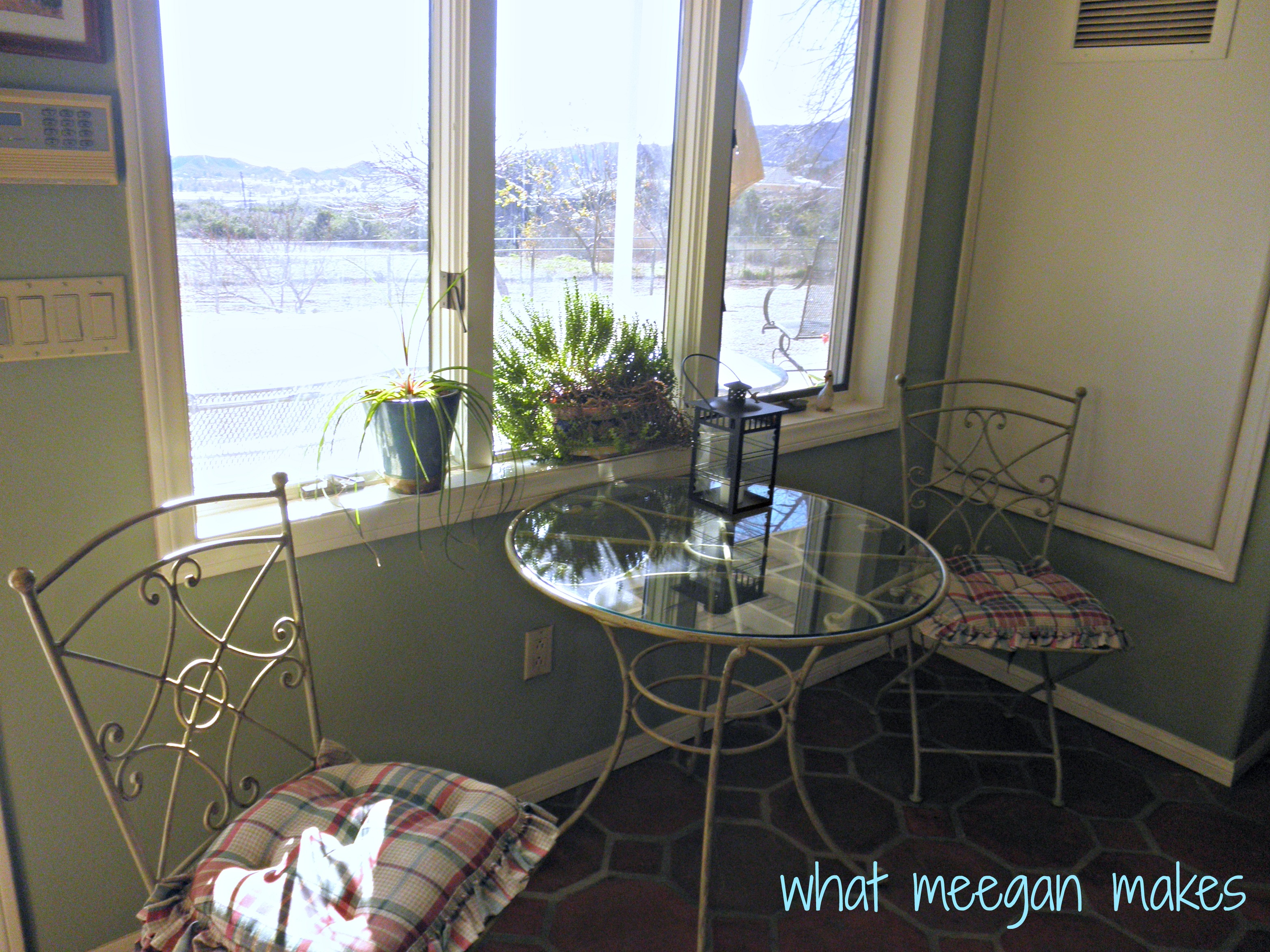 Two Sun Rooms Tour