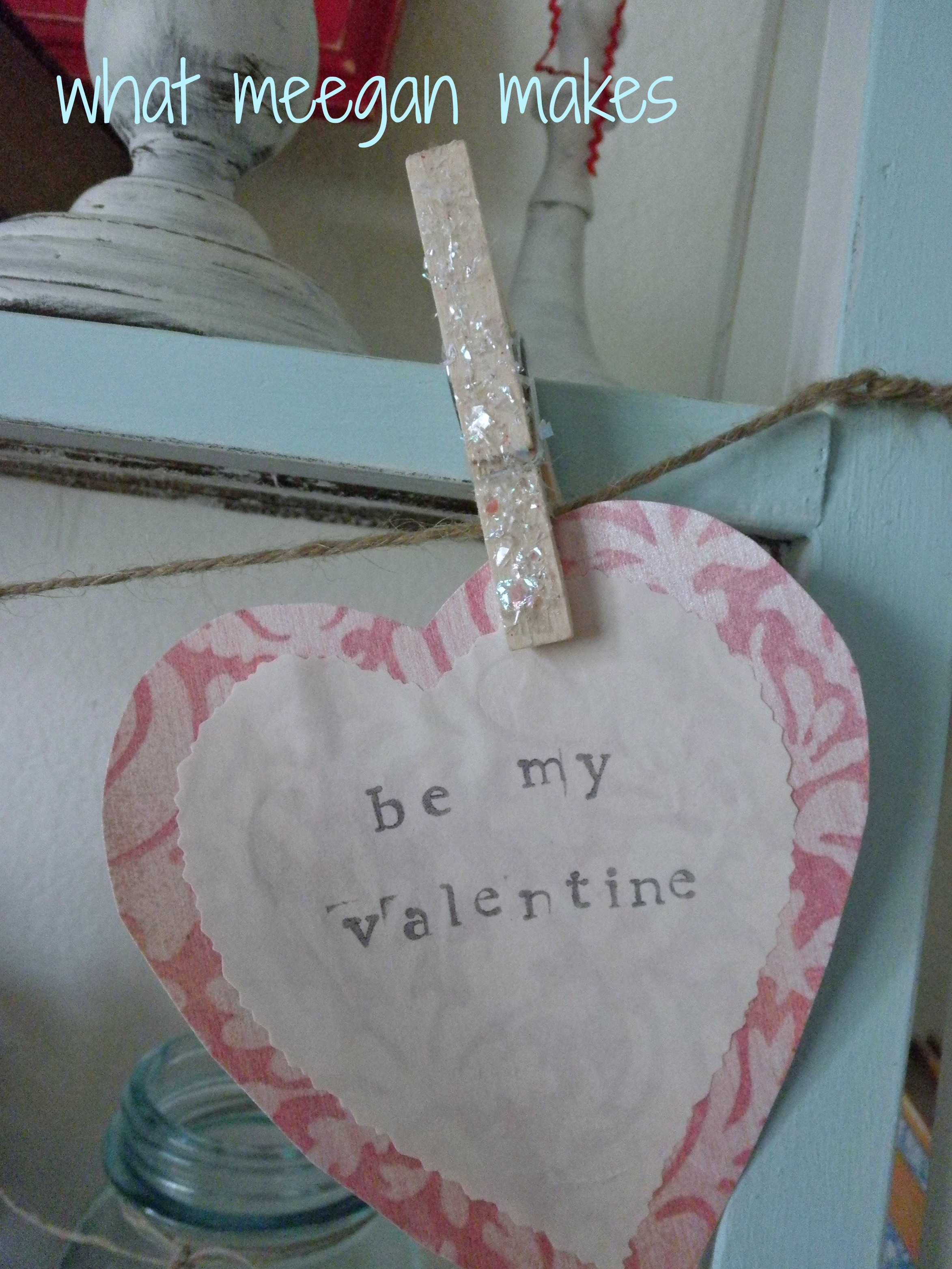Valentine Projects for $3 and under
