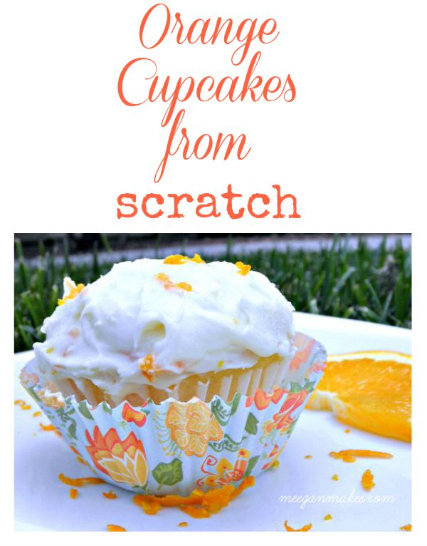 OrangeCupcakes from Scratch