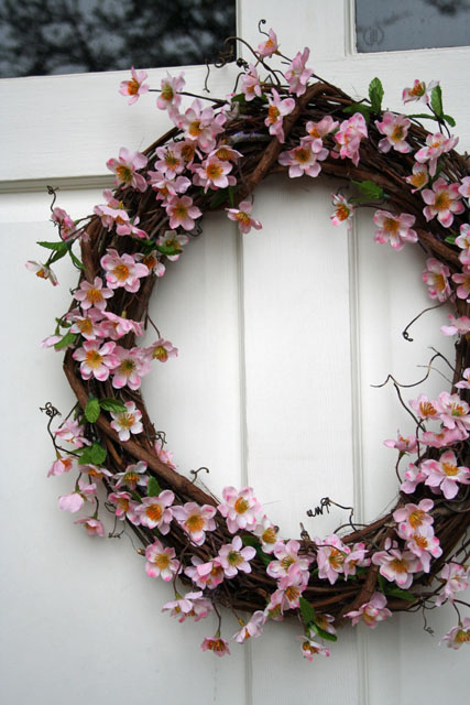 ffspring wreath
