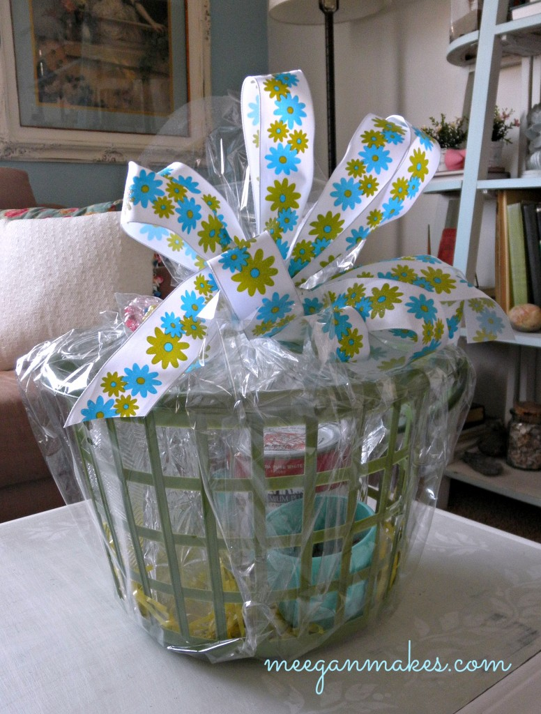 Landry Basket as A Gift Basket