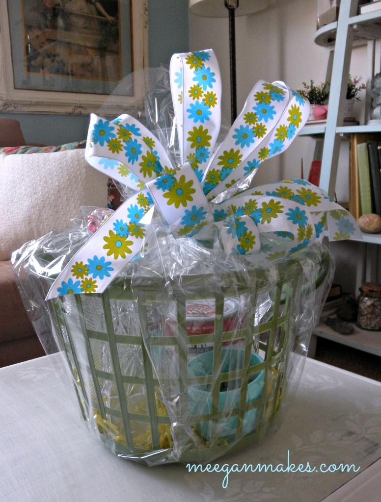Landry Basket as A Gift Basket