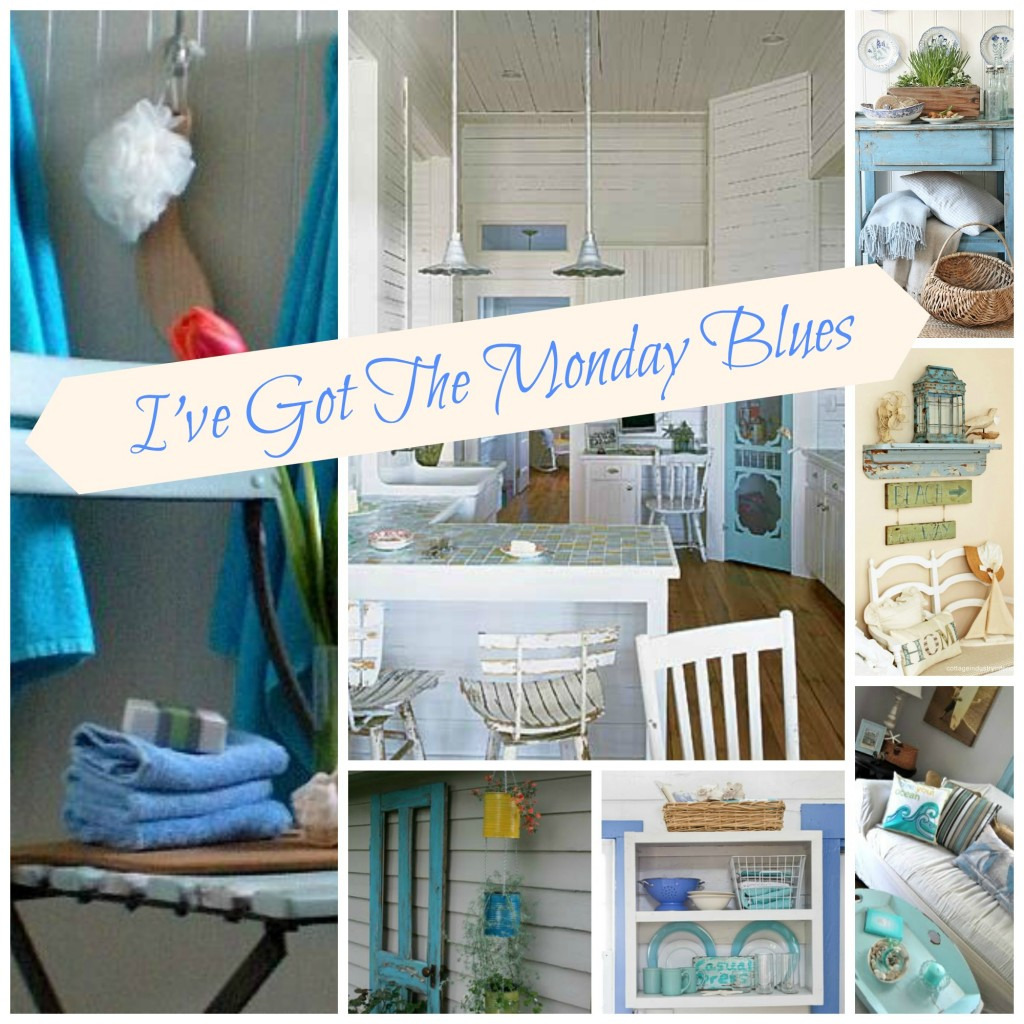 I've Got The Monday Blues-Cottage Style