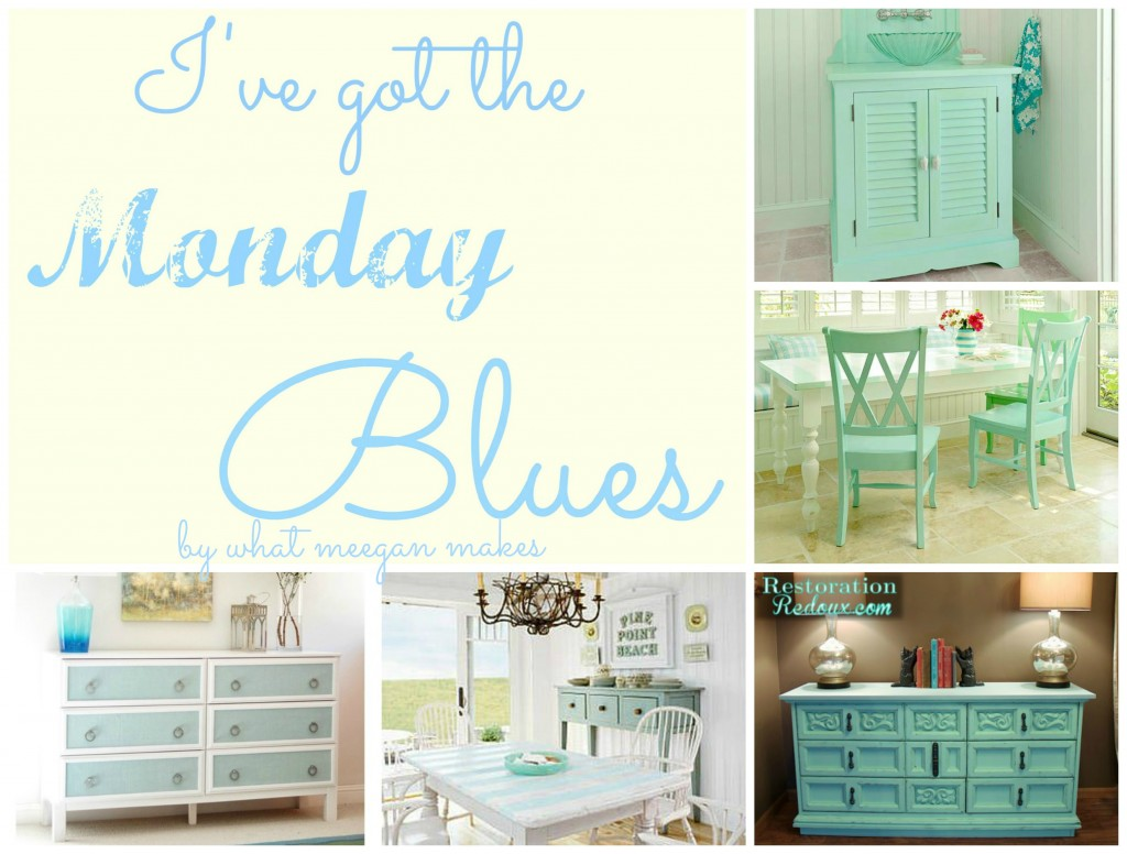 I've Got The Monday Blues-Furniture Style