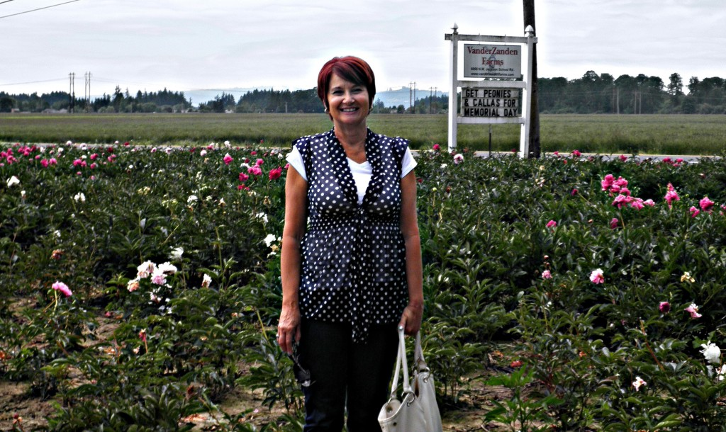 Field Trip Friday To A Rose Garden & Peony Farm
