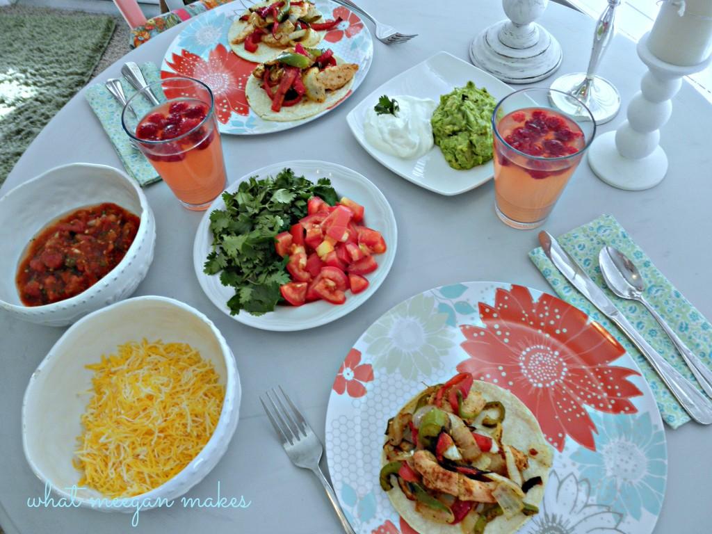 Fresh & Easy Dinner Date