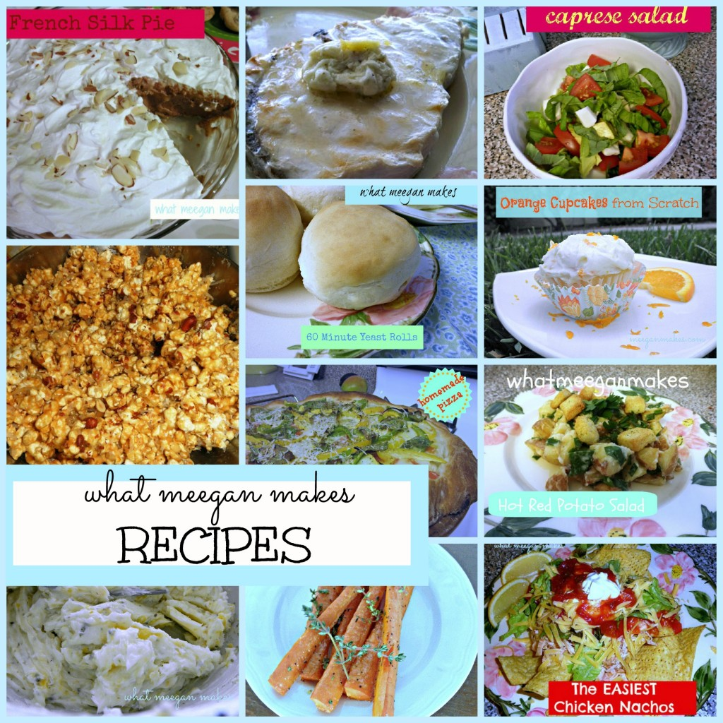 recipesPicMonkey Collage