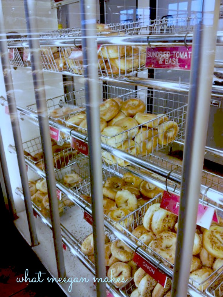 Field Trip Friday-The Bagel Cafe