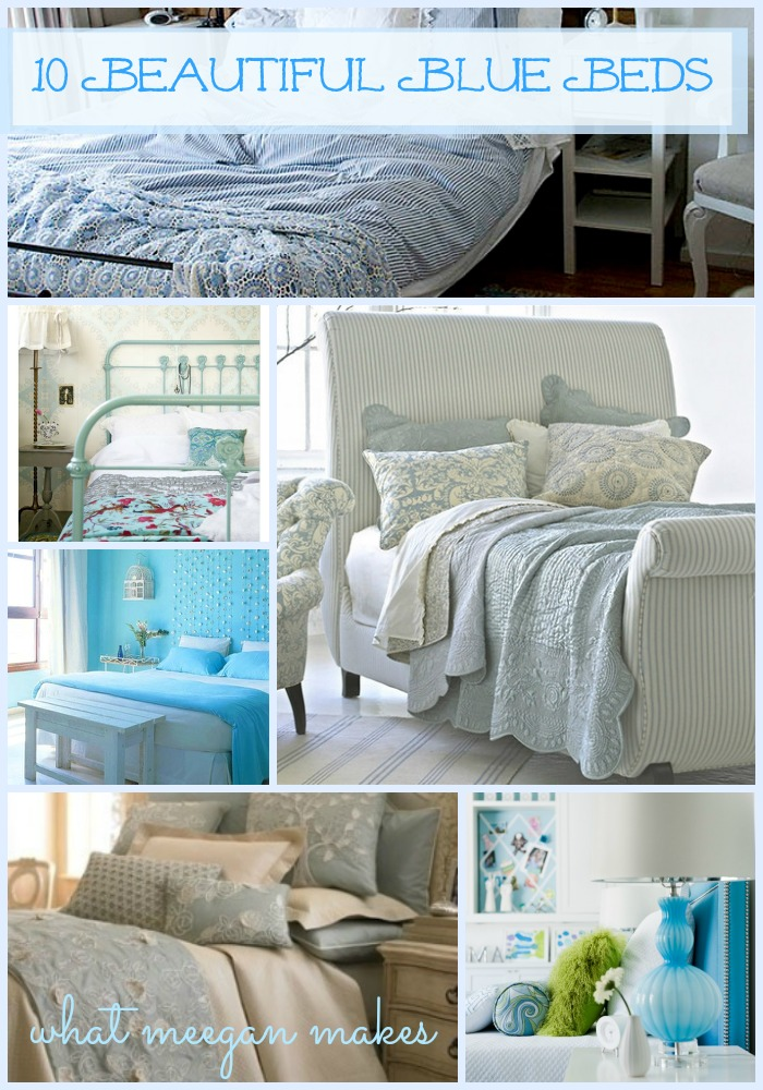 I've Got The Monday Blues With Blue Beds