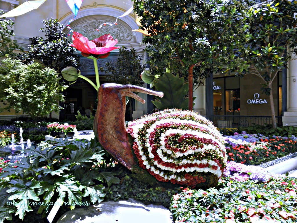 Field Trip Friday-The Bellagio, Las Vegas