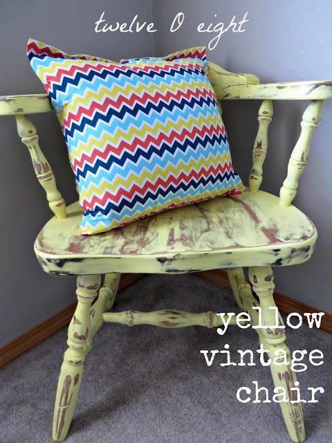 yellow vintage chair main twelve0eight