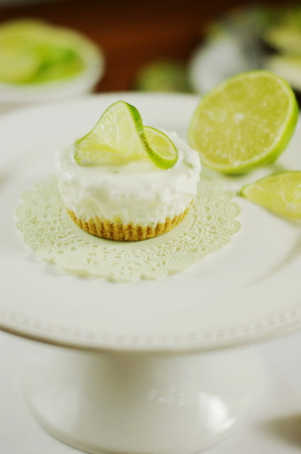 Coconut-Key Lime Pie Ice Cream Cups 5