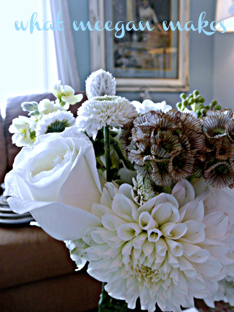 My Weekend Bridal Flowers