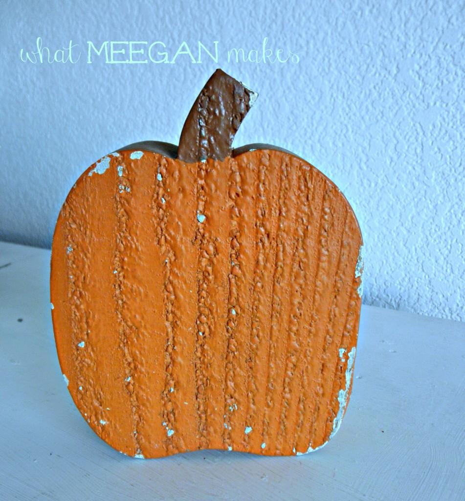 My DIY Bling Pumpkin
