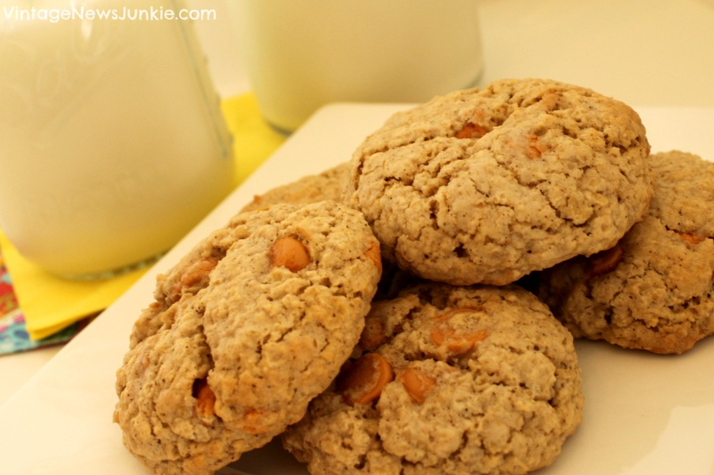 butterscotch-oatmeal-cookies