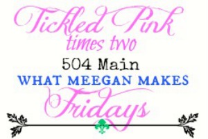 Tickled Pink Times Two
