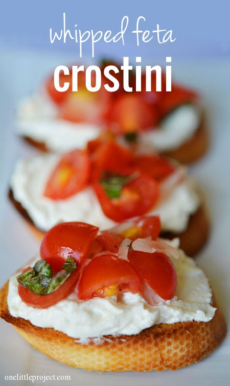 whipped-feta-crostini