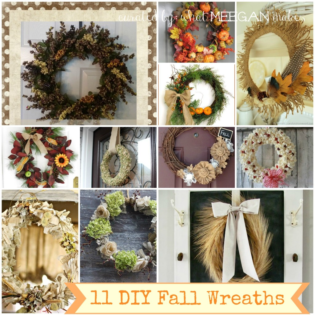 Monday Blues With DIY Wreaths