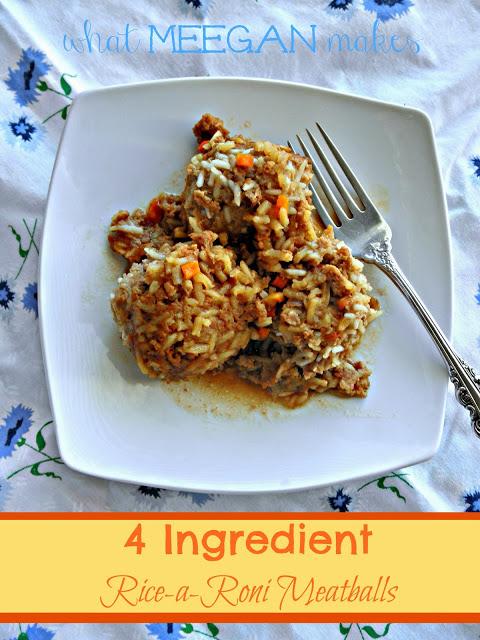 4 Ingredient Meatballs