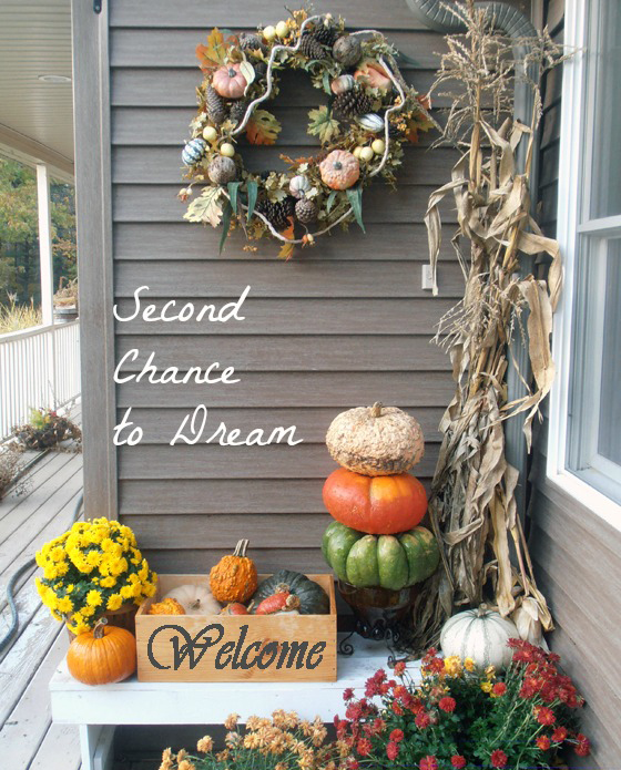 11 Fabulous Fall Porches What Meegan Makes