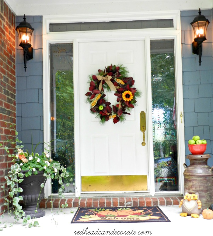 door-with-wreath
