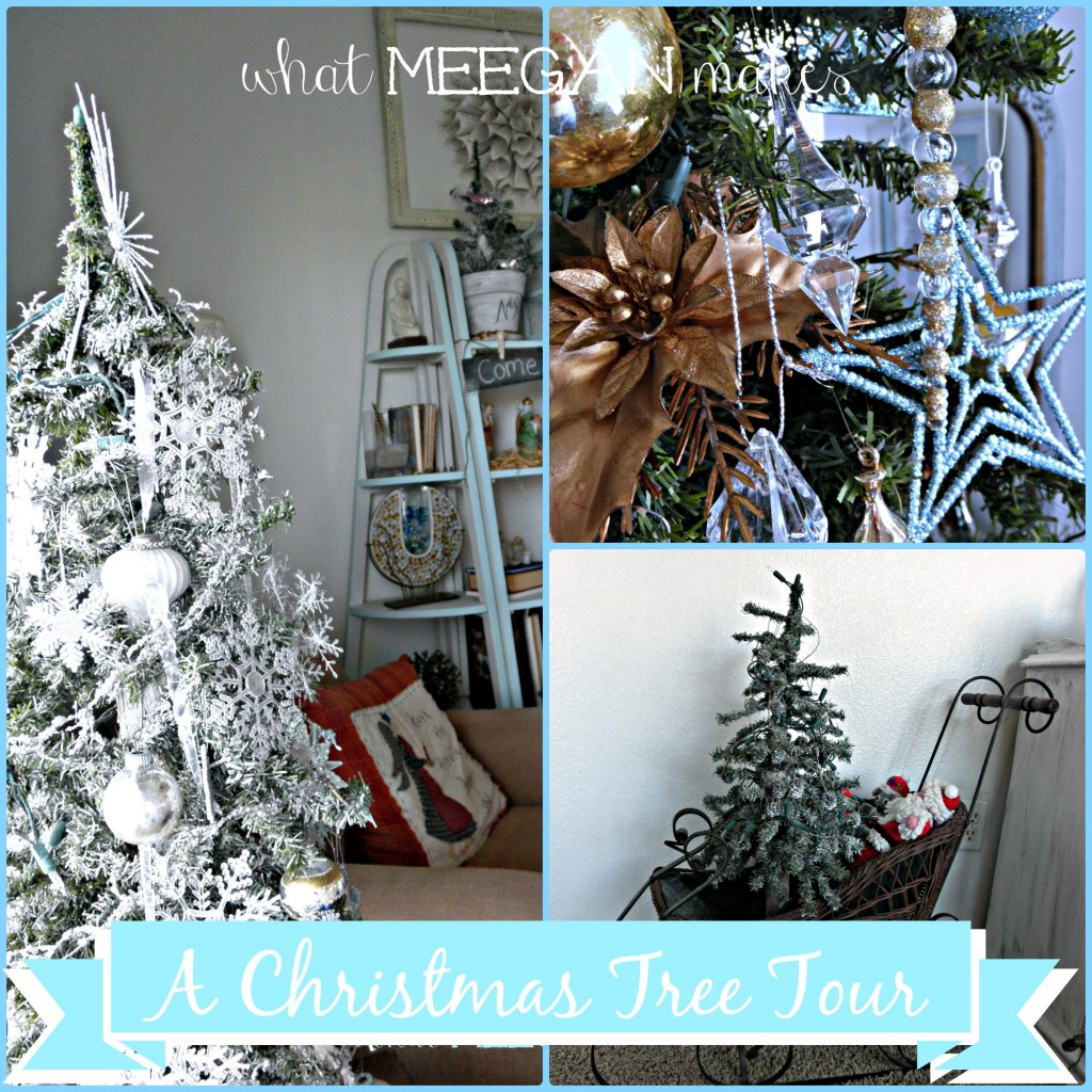 A Christmas Tree Home Tour