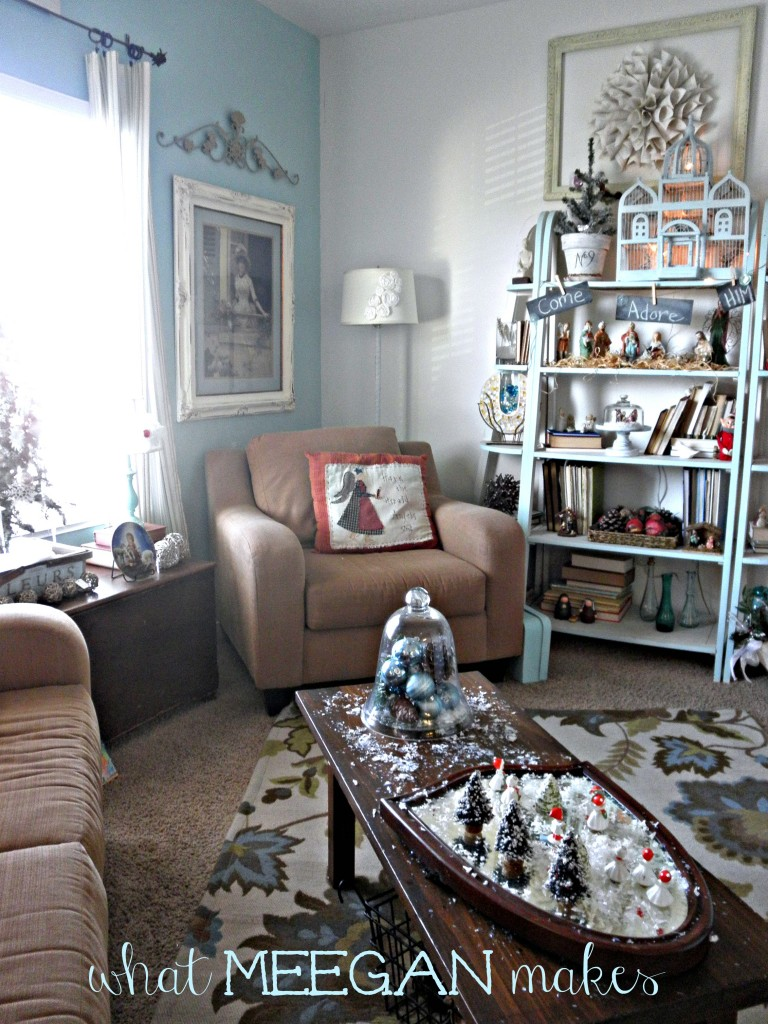 ideas on how to decorate a small living room 12 days of home tour what meegan makes 28369