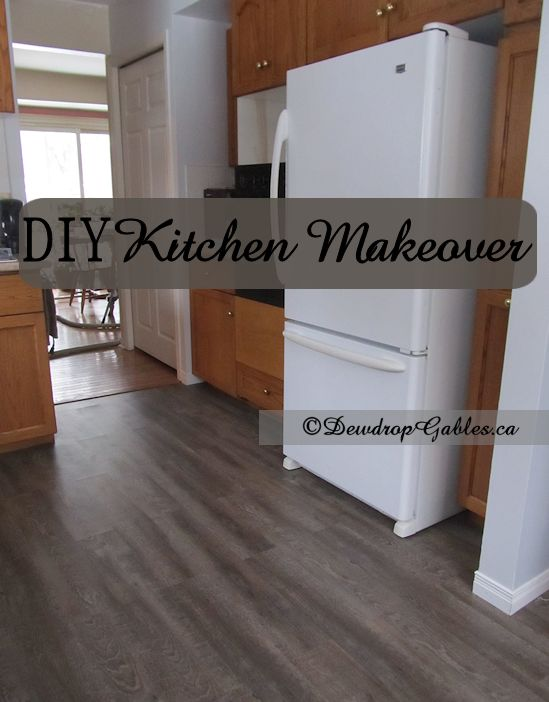 DIY Kitchen Makerover