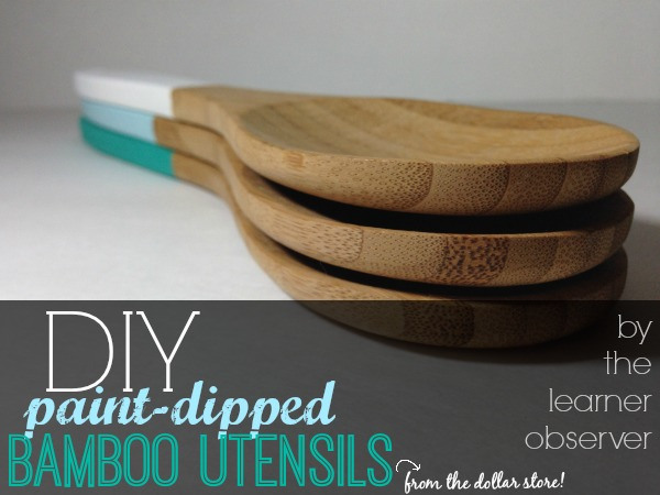 DIY-paint-dipped-bamboo-utensils