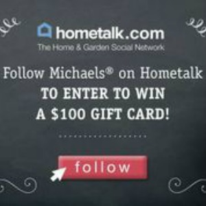 Follow Michaels on Hometalk larger
