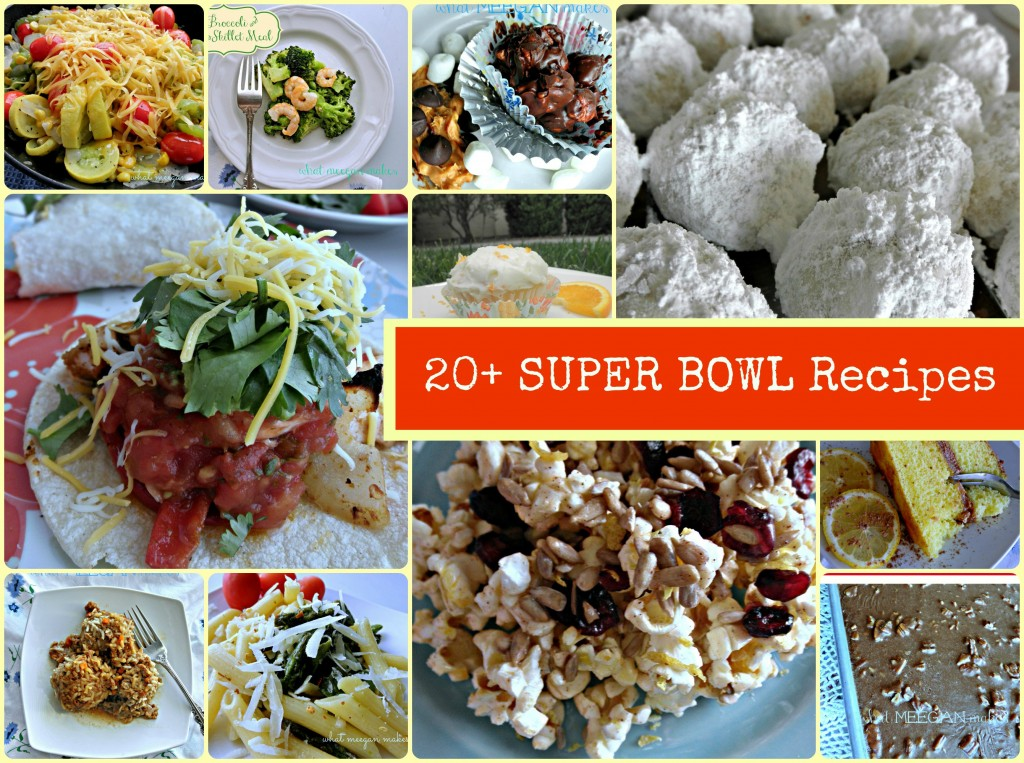Super Bowl Party Recipes You Need