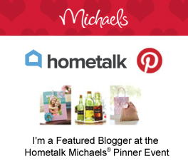 Pinterest Party Button