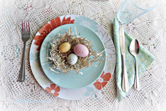 DIY Book Page Bird Nest #whatmeeganmakes
