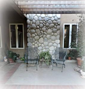 Garden Patio at The Ranch
