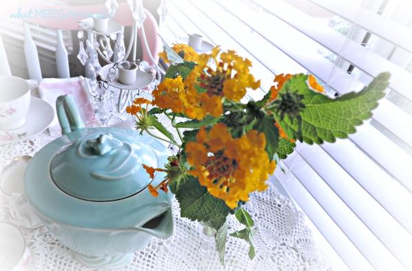 Spring Tea-What Meegan Makes