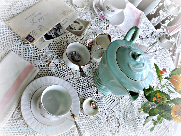 Spring Tea-What Meegan Makes