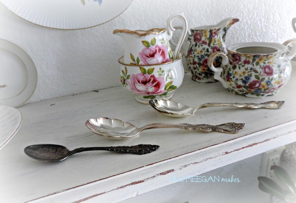 My Tea Time Shelves