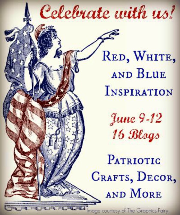 Red White and Blue Inspiration