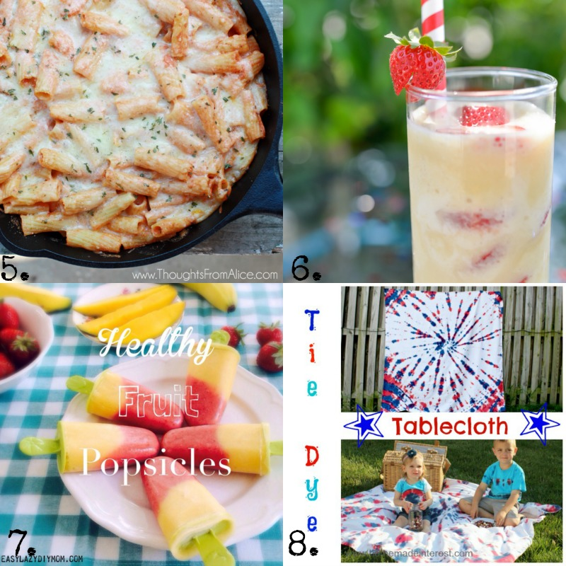 Summer Ideas, Recipes and Projects2
