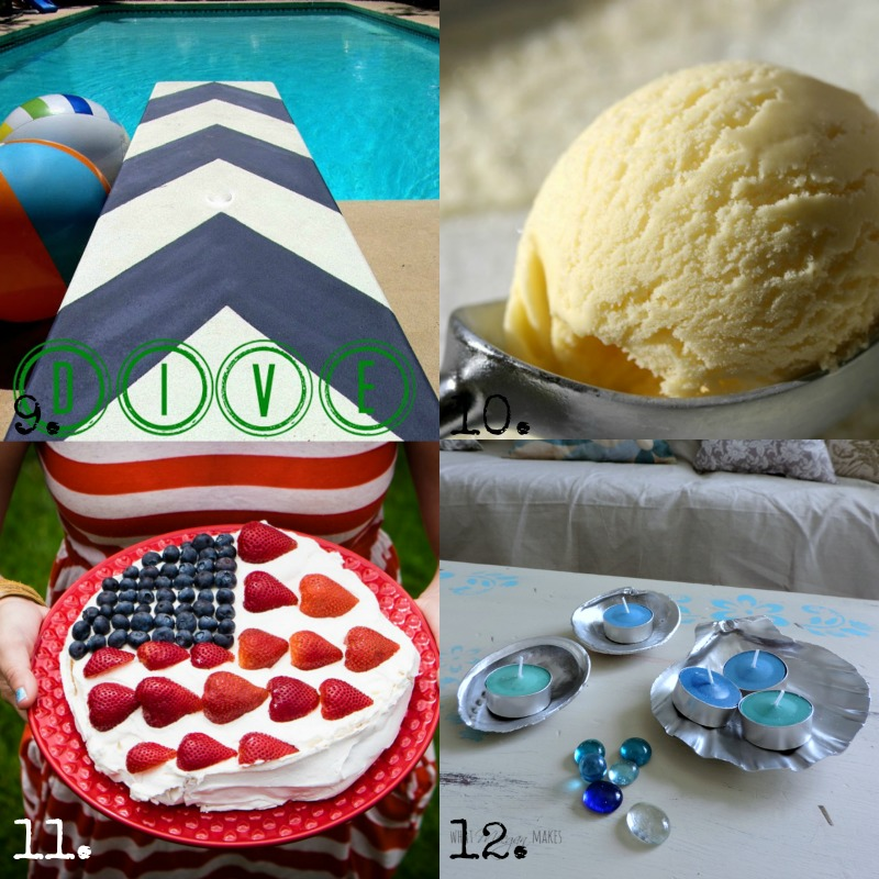 Summer Ideas, Recipes and Projects3