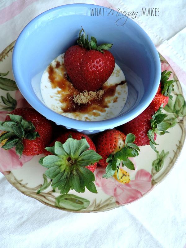 Using Fresh Berries for an Appetizer, Dinner, and Dessert