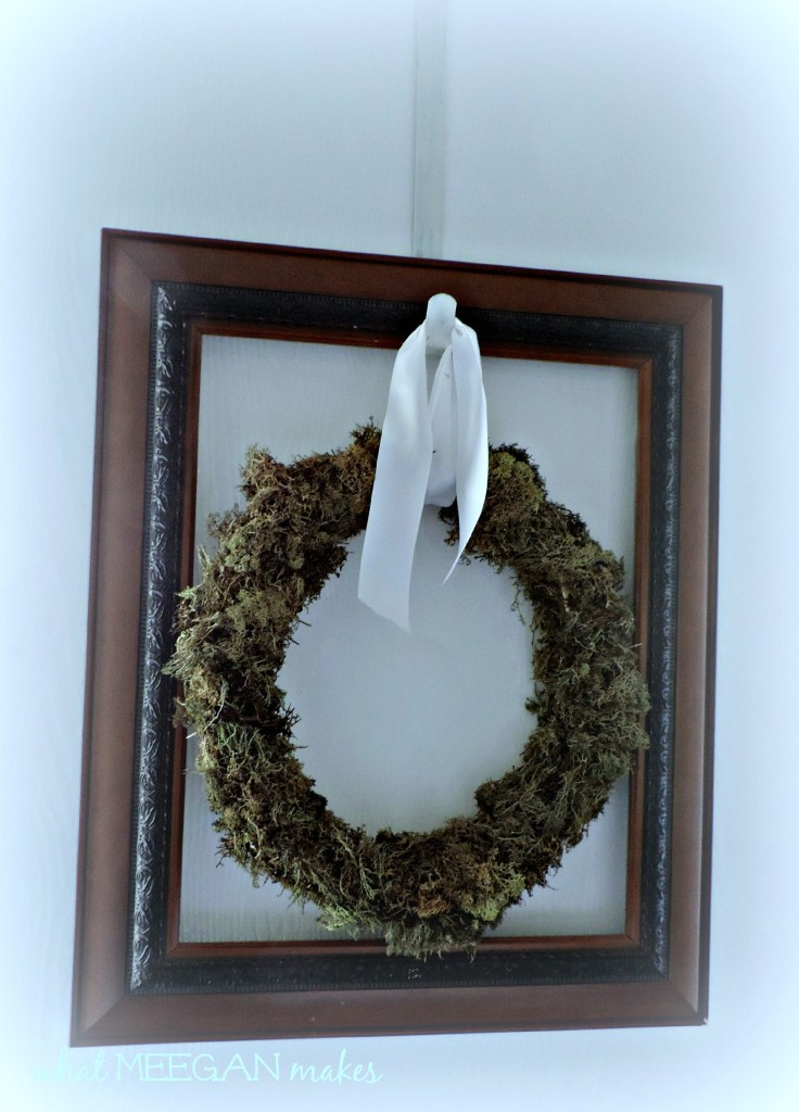 Easy To Make Moss Wreath