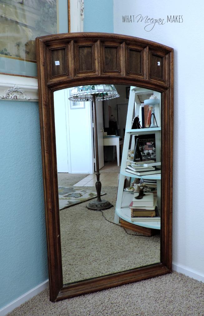 $5 mirror