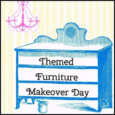 Themed Furniture Makeover Day Buttton