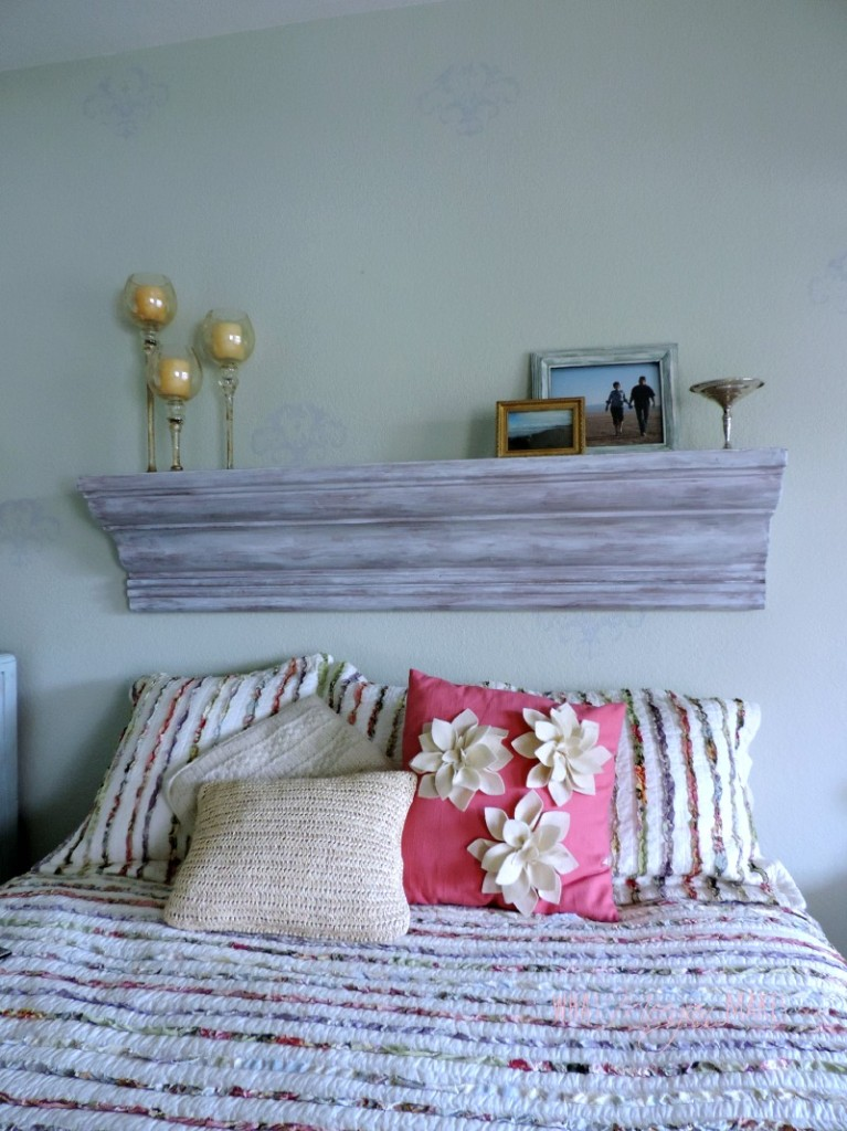 bedroom mantel headboard1